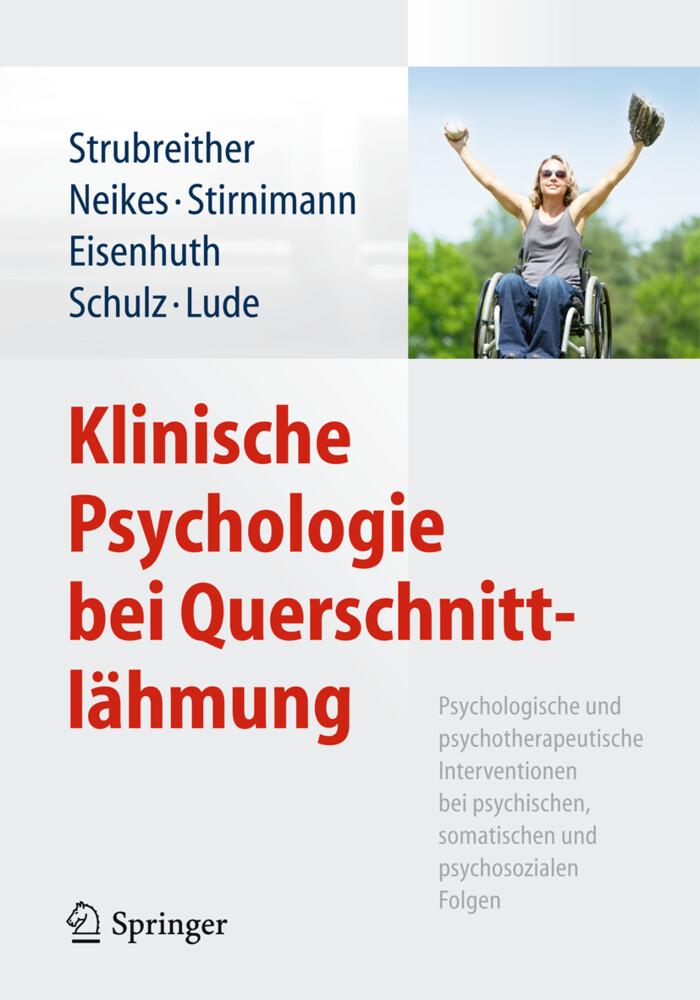 Klinische Psychologie bei Querschnittlähmung al...