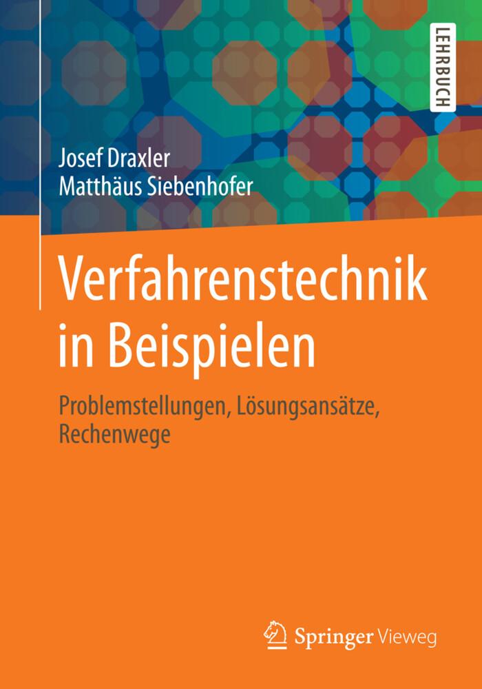 Verfahrenstechnik in Beispielen als Buch von Jo...