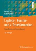 Laplace-, Fourier- und z-Transformation