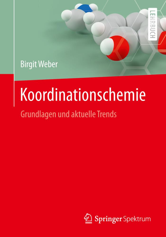 Koordinationschemie als Buch