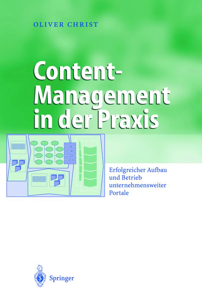 Content-Management in der Praxis als Buch von O...