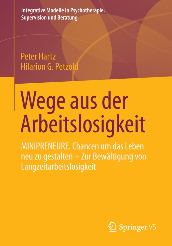 Wege aus der Arbeitslosigkeit als Buch von Pete...