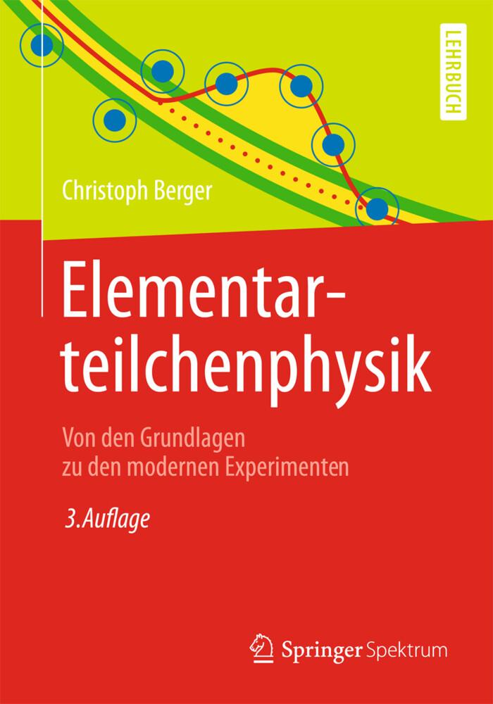 Elementarteilchenphysik als Buch