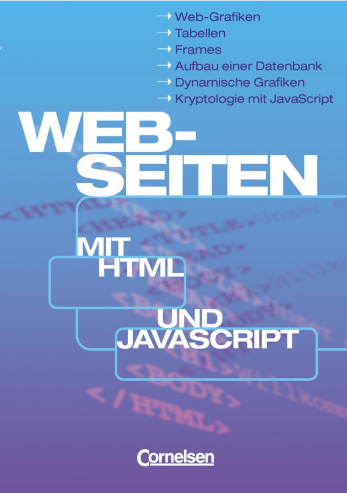 Web-Seiten mit HTML und JavaScript als Buch von...