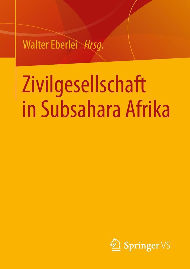 Zivilgesellschaftliche politische Arbeit in Sub...
