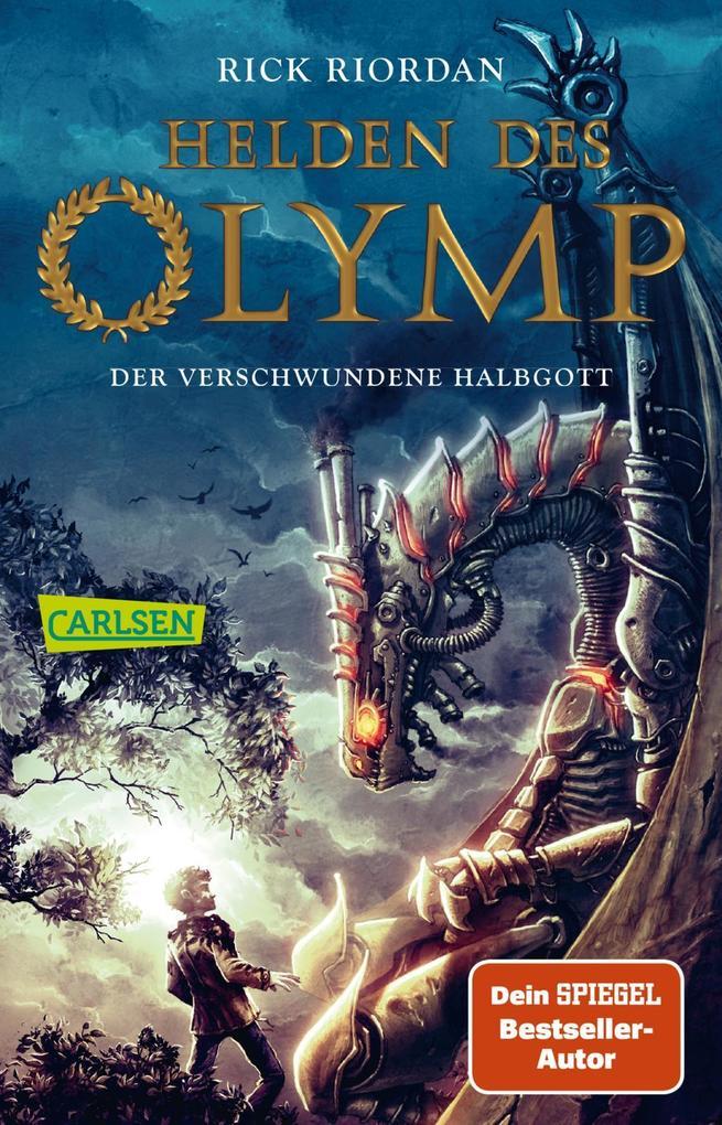 Helden des Olymp 01: Der verschwundene Halbgott als Taschenbuch