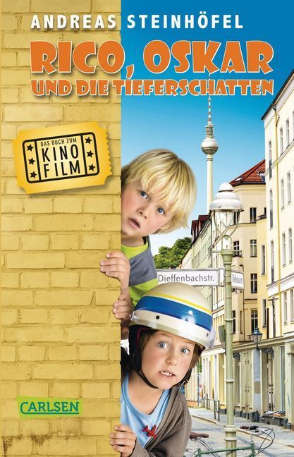 Rico, Oskar 01 und die Tieferschatten. Filmausgabe als Taschenbuch