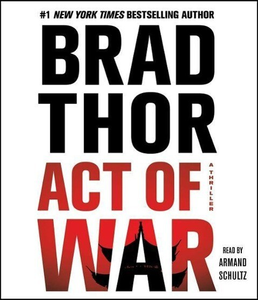 Act of War als Hörbuch CD