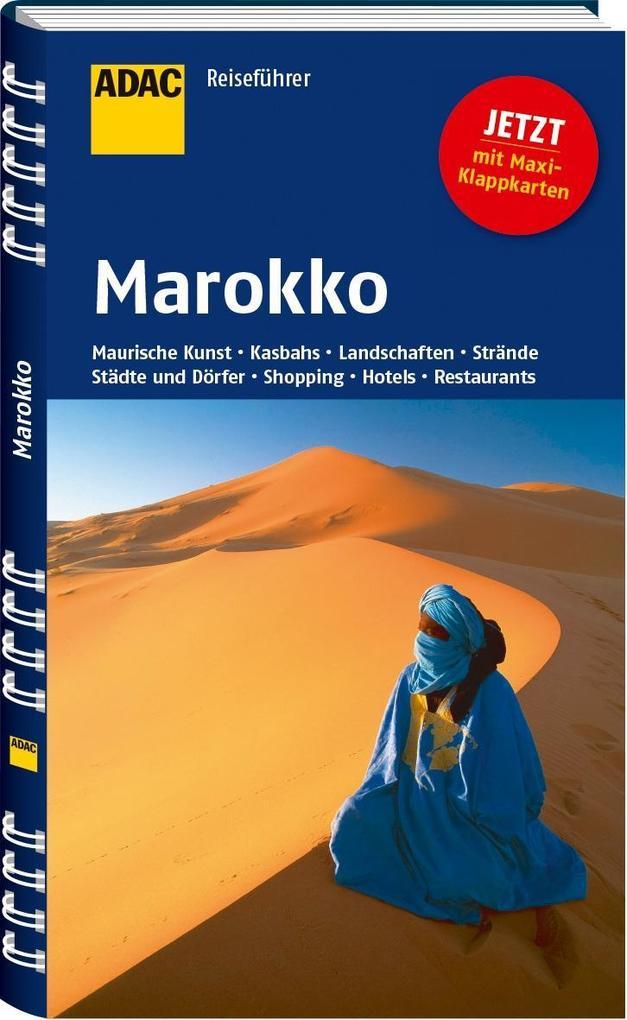 ADAC Reiseführer Marokko als Buch von Jean-Pier...