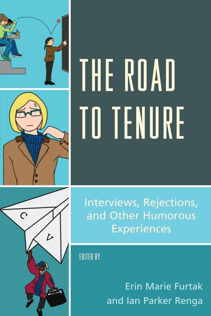 The Road to Tenure als Taschenbuch