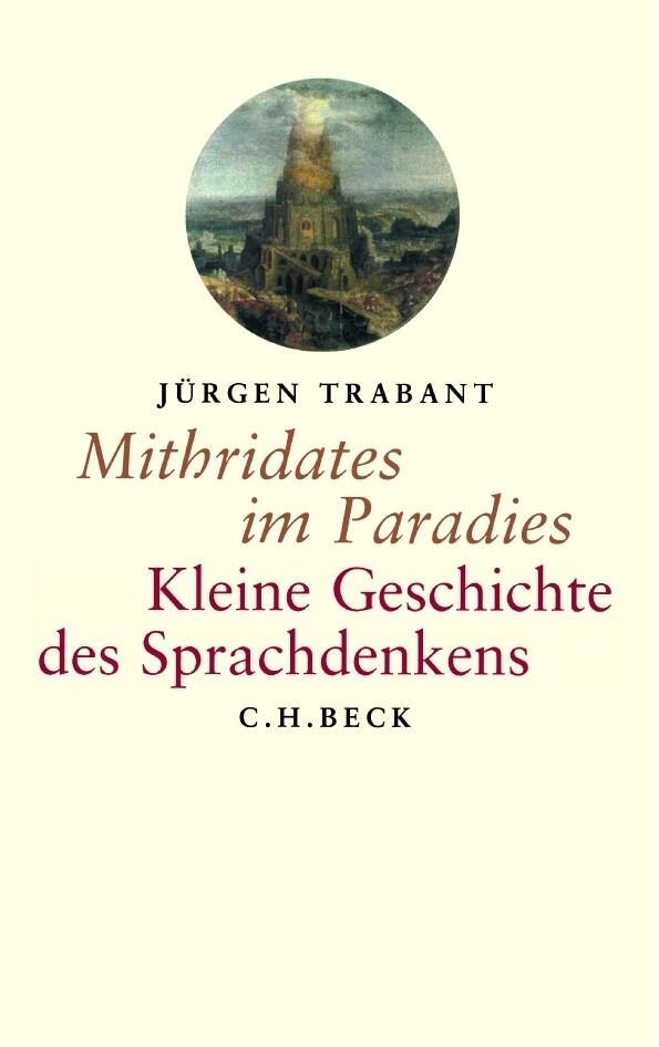 Mithridates im Paradies als Buch