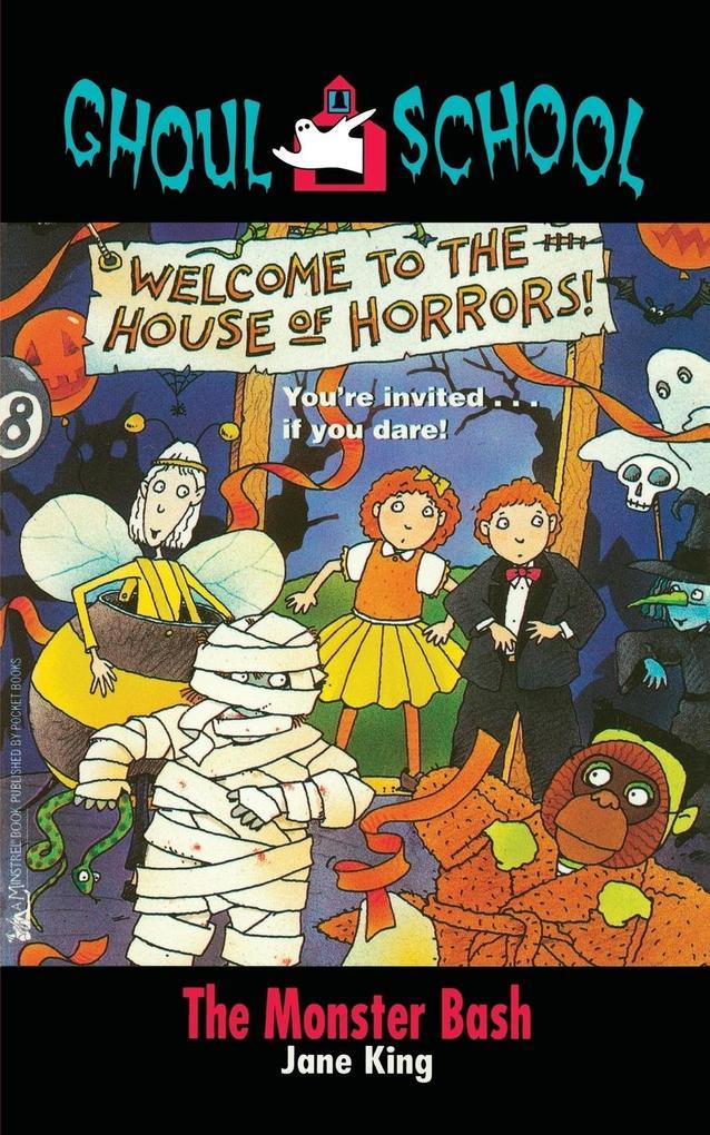 Monster Bash als Taschenbuch von Jane King