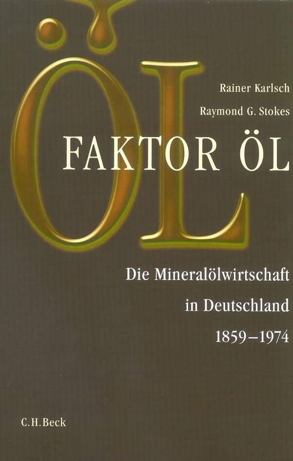 Faktor Öl als Buch (gebunden)