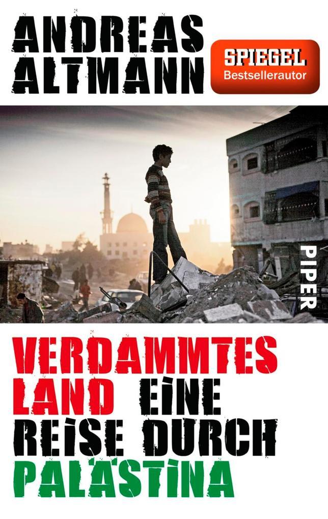 Verdammtes Land als eBook epub