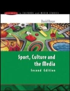 Sport, Culture & Media als eBook Download von D...