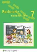 Rechnen - Schritt für Schritt 7. Schülerbuch
