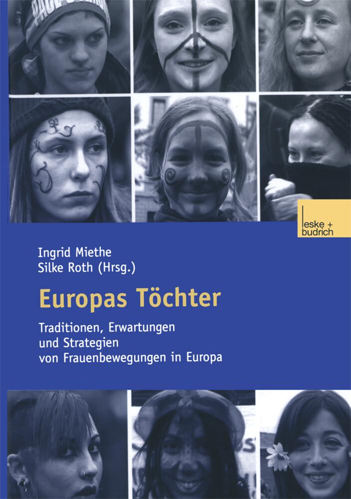 Europas Töchter als Buch (kartoniert)