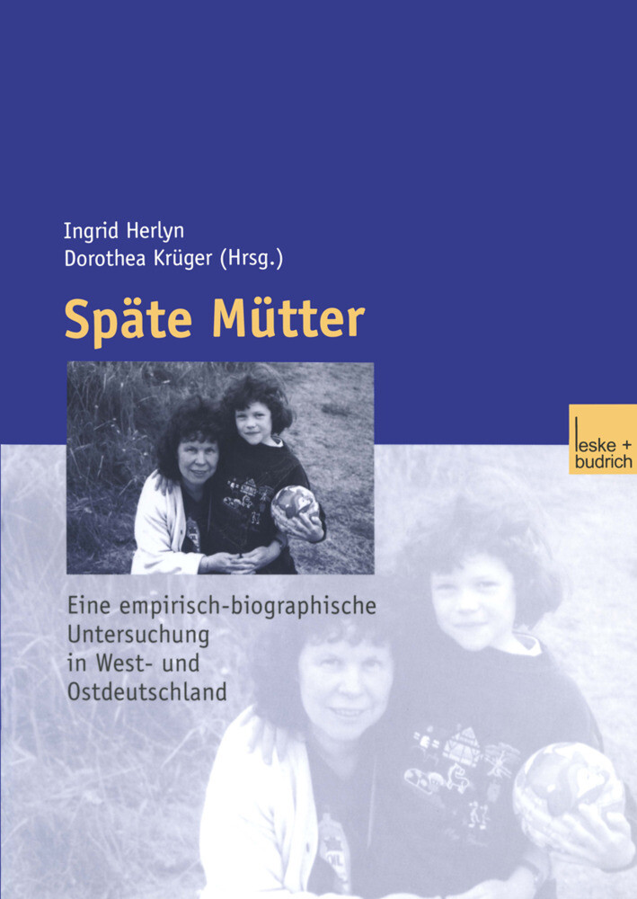 Späte Mütter als Buch