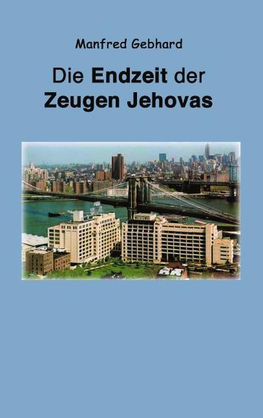 Endzeit der Zeugen Jehovas als Buch