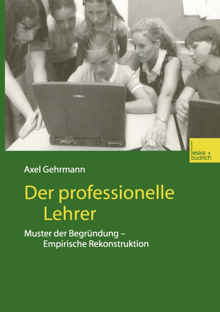 Der professionelle Lehrer als Buch