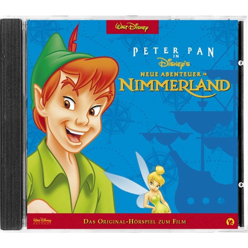Disney, W: Peter Pan 2/CD als Hörbuch