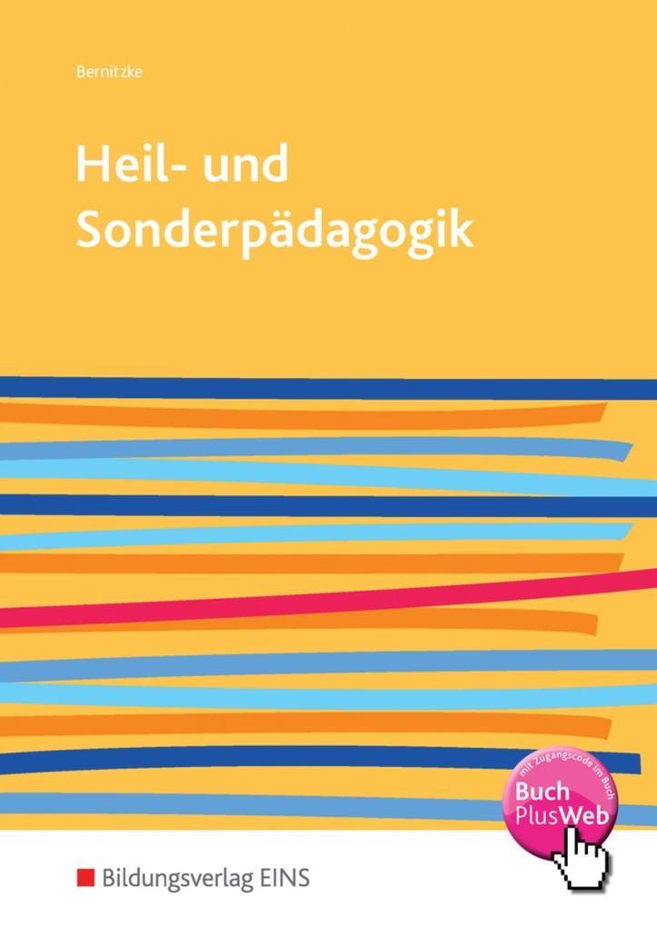 Heil- und Sonderpädagogik als Buch