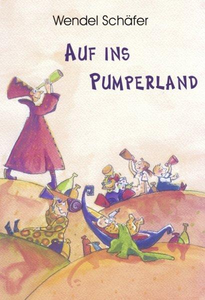 Auf ins Pumperland als Buch