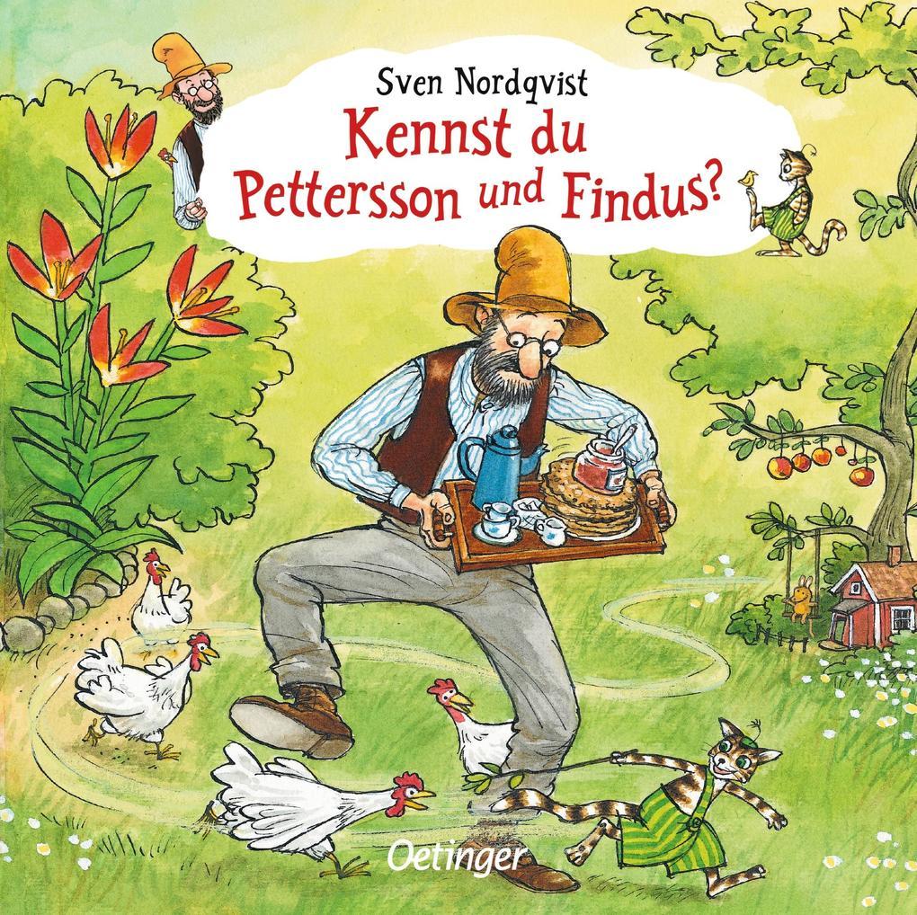 kennst du pettersson und findus buch sven nordqvist
