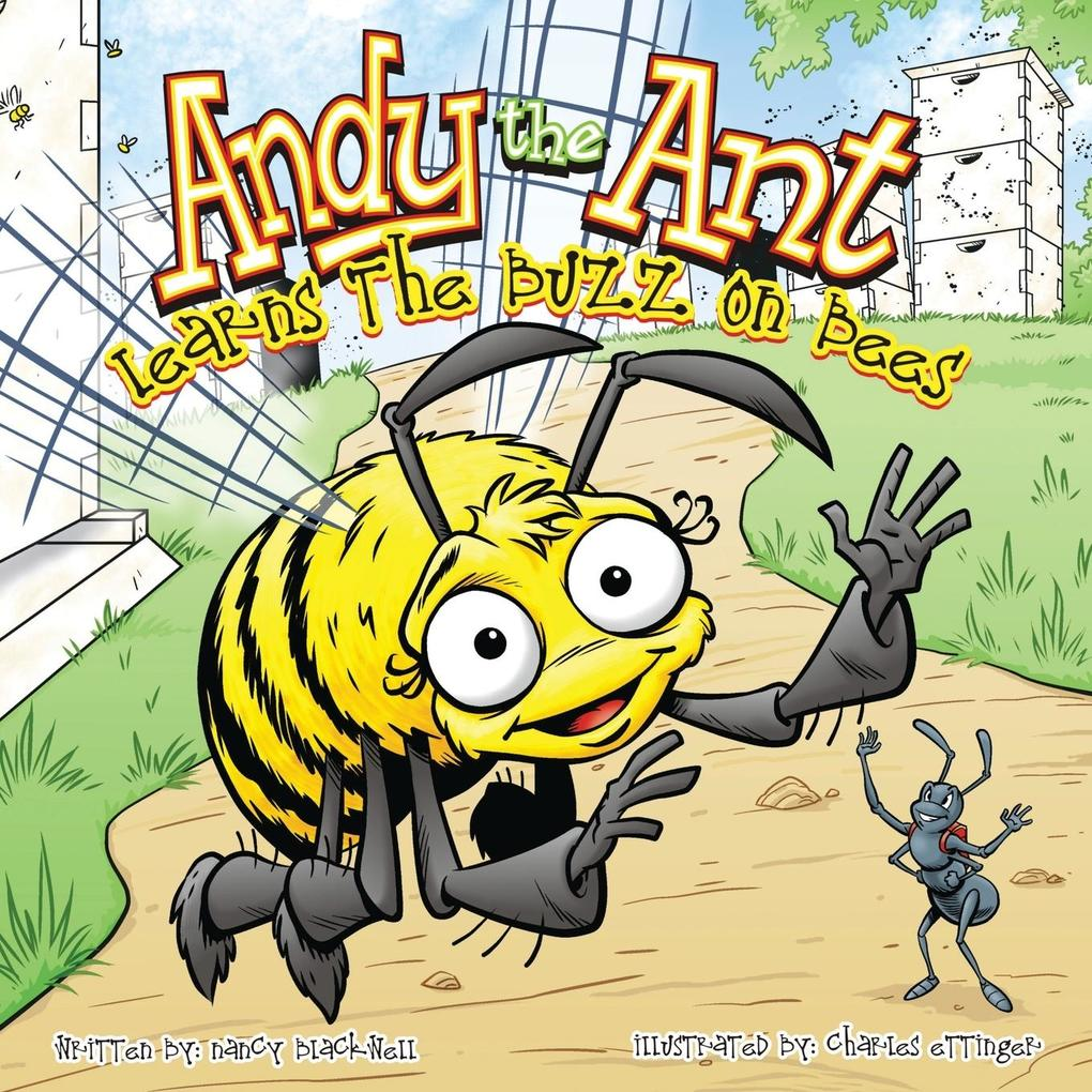 Andy the Ant Learns the Buzz on Bees als Tasche...