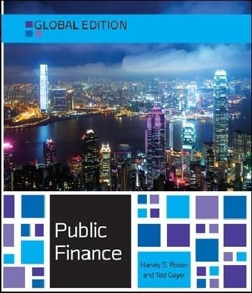 Public Finance als Buch von Harvey S. Rosen, Te...