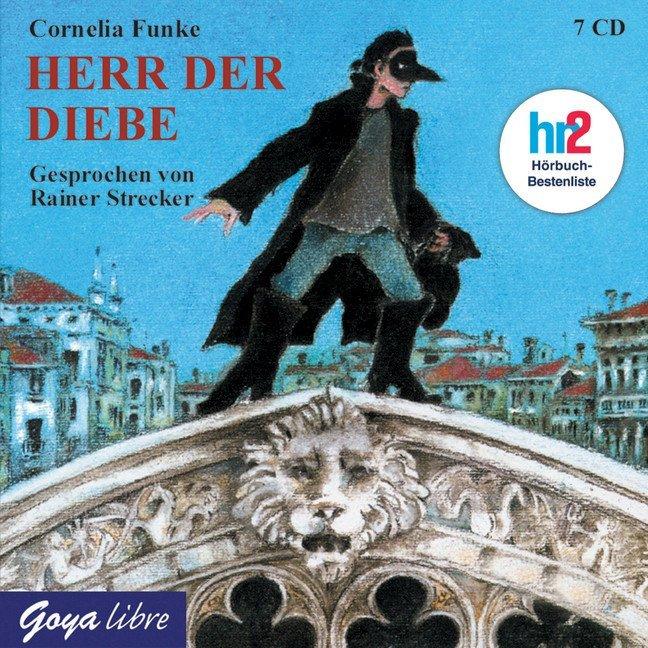 Herr der Diebe. 7 CDs als Hörbuch