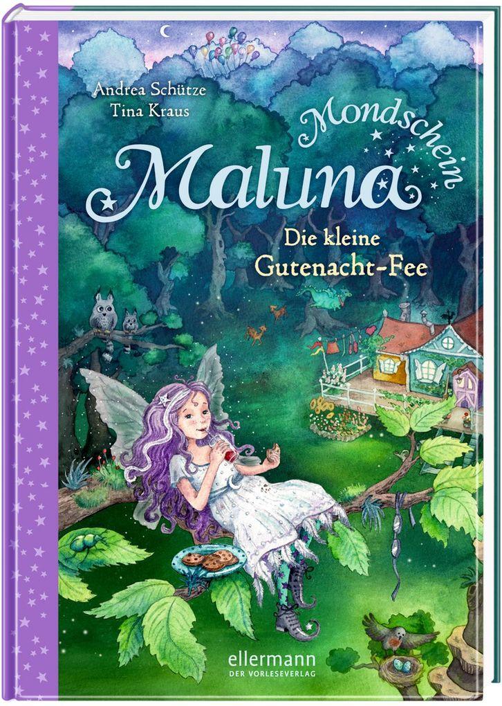 Maluna Mondschein-Die kleine Gutenacht-Fee als Buch