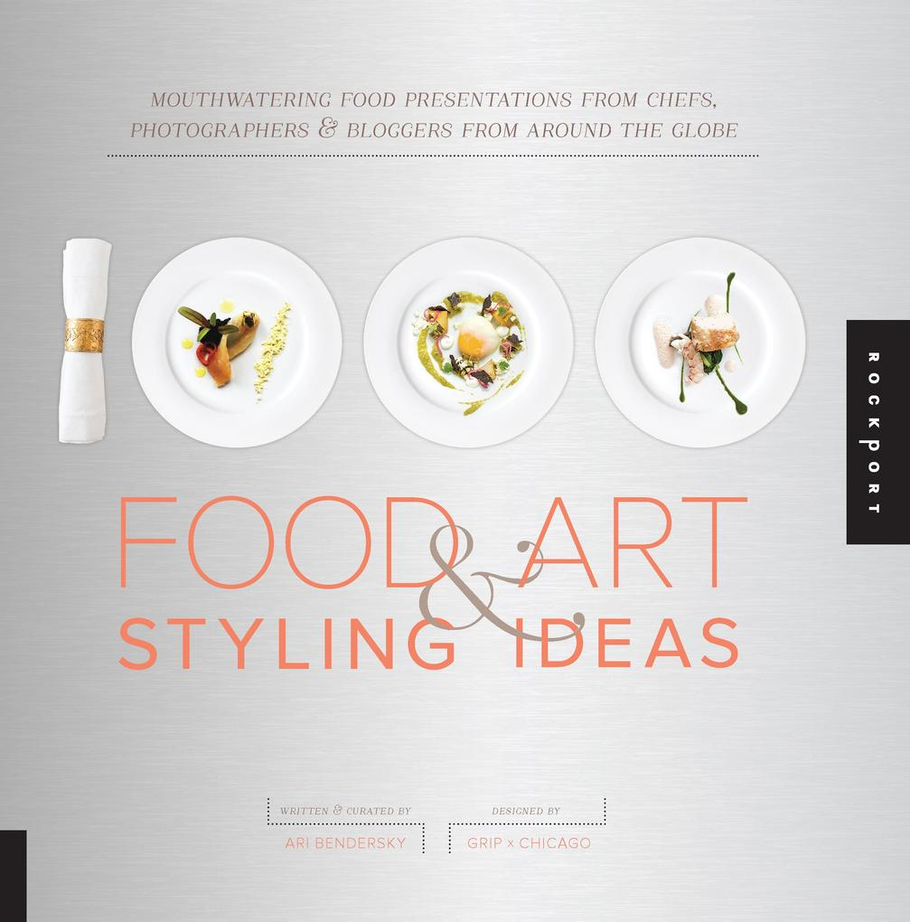 1,000 Food Art and Styling Ideas als eBook Down...