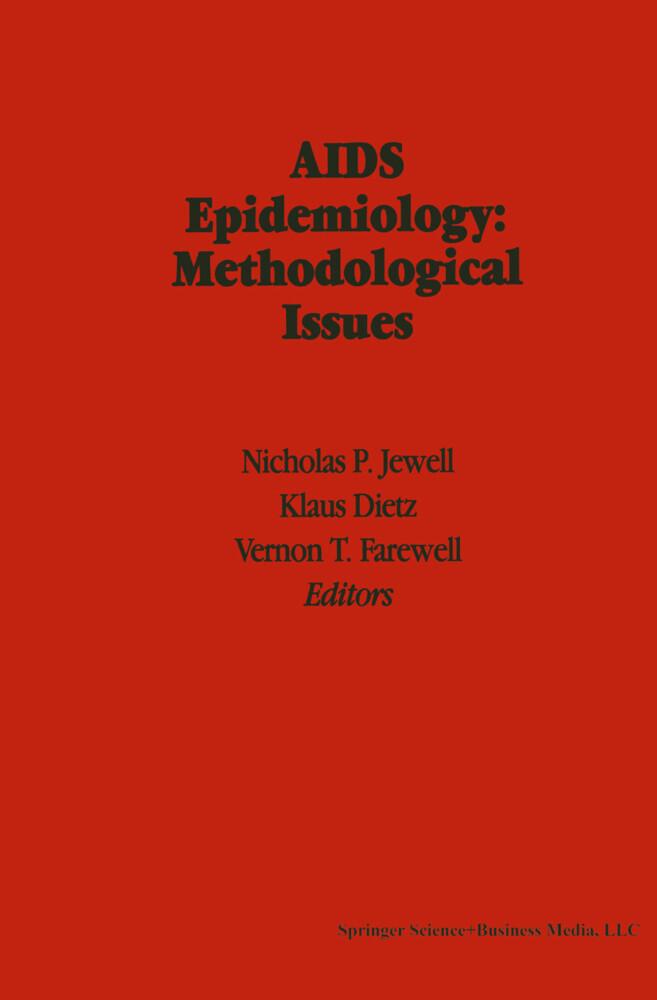 AIDS Epidemiology als Buch von