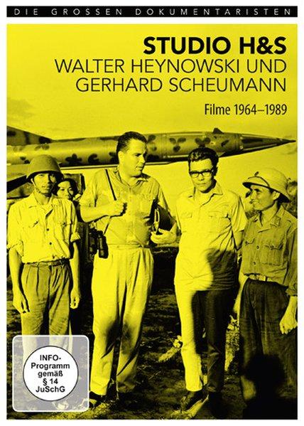 Studio H&S: Walter Heynowski und Gerhard Scheumann: Filme 1964-1989 als DVD