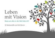 Leben mit Vision - Textkarten