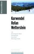 Skitourenführer Karwendel-Rofan-Wetterstein