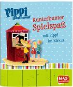 Kunterbunter Spielspaß mit Pippi im Zirkus - Maxi
