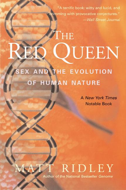 The Red Queen: Sex and the Evolution of Human Nature als Taschenbuch