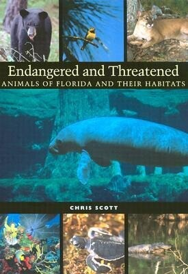 Endangered and Threatened Animals of Florida and Their Habitats als Taschenbuch