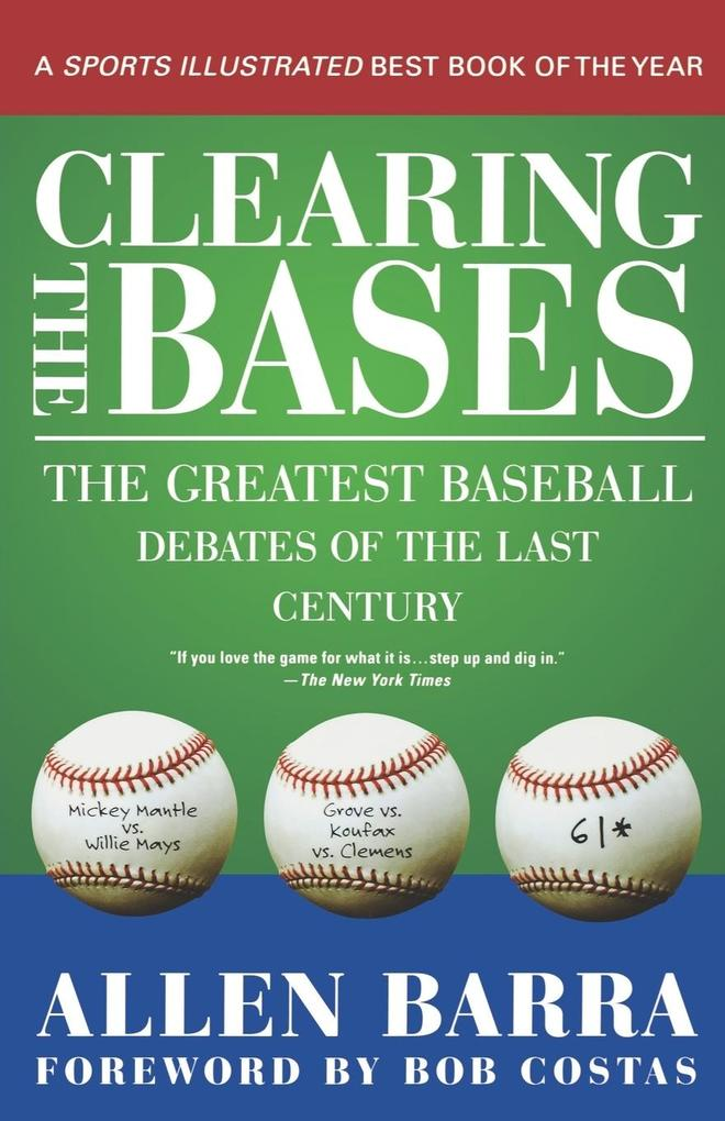 Clearing the Bases als Taschenbuch