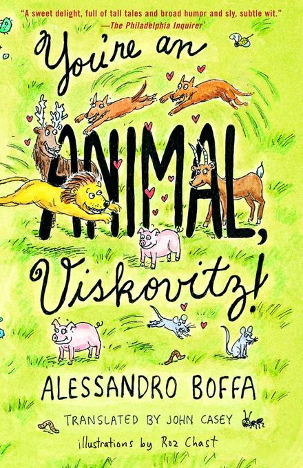 You're an Animal, Viskovitz! als Taschenbuch