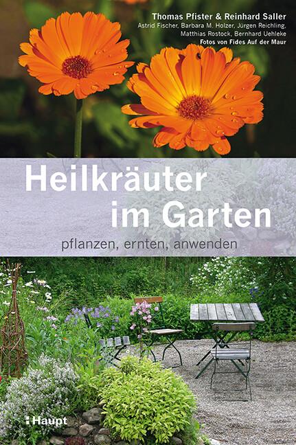 Heilkräuter im Garten als Buch von Thomas Pfist...