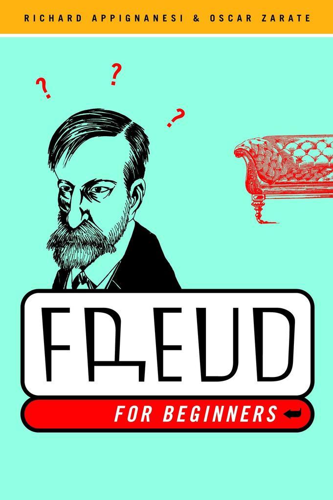 Freud for Beginners als Taschenbuch