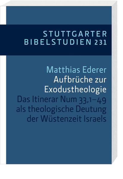 Aufbrüche zur Exodustheologie als Buch von Matt...