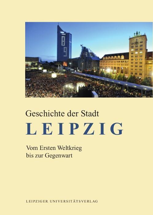 Geschichte der Stadt Leipzig als Buch