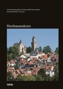 Kulturdenkmäler Hessen. Hochtaunuskreis