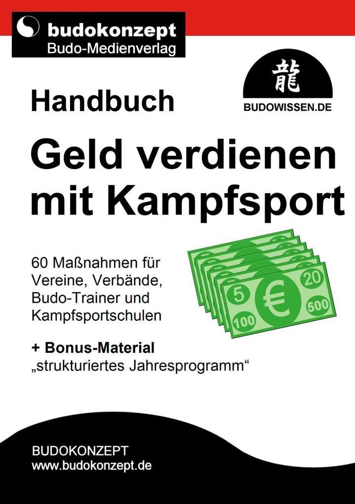 Handbuch Geld verdienen mit Kampfsport als eBoo...