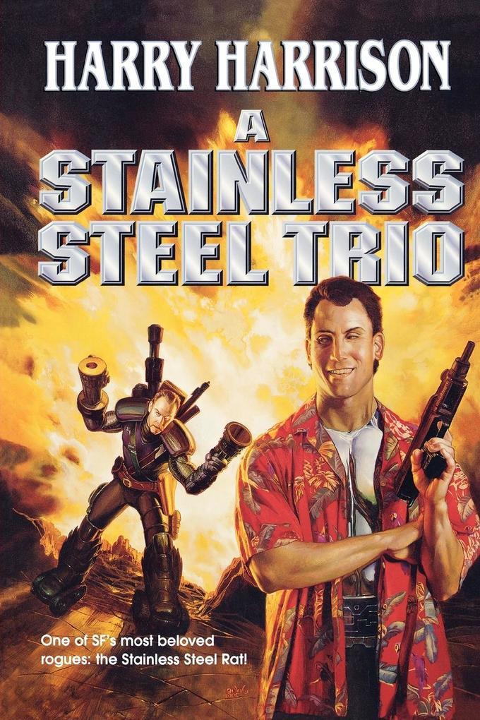 A Stainless Steel Trio als Taschenbuch