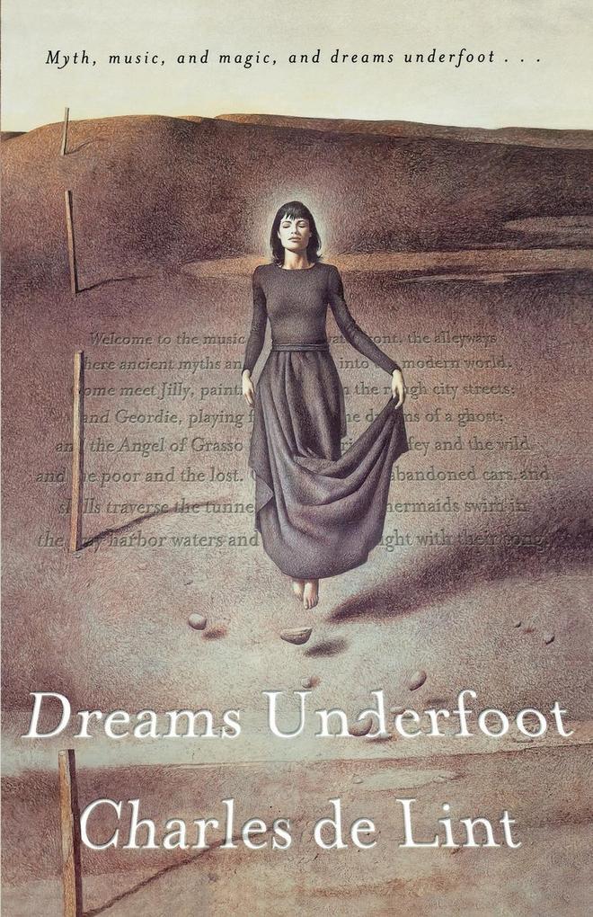 Dreams Underfoot als Taschenbuch